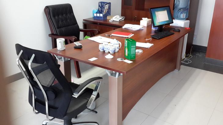 經理室辦公桌
