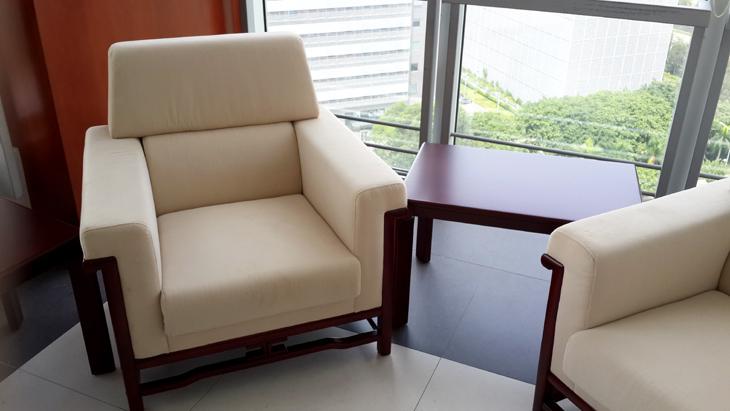 單人位沙發